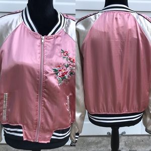 Bomber Women's jacket size large